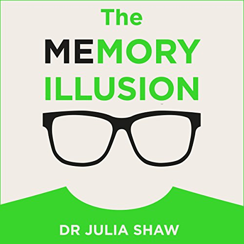 The Memory Illusion audiobook cover art