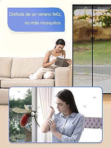 Siebwin Contrapuertas con mosquitera