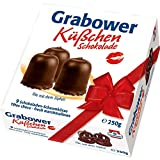 Grabower Kusschen German Chocolate Covered Marshmallow Kisses 250g / 8.8 Ounce …