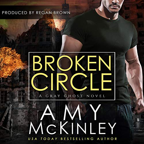 Broken Circle Audiobook By Amy McKinley cover art