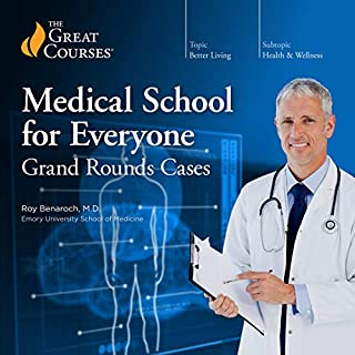 Medical School for Everyone audiobook cover art