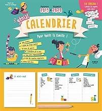 Génial calendrier 2019-2020 pour toute la famille (French Edition)