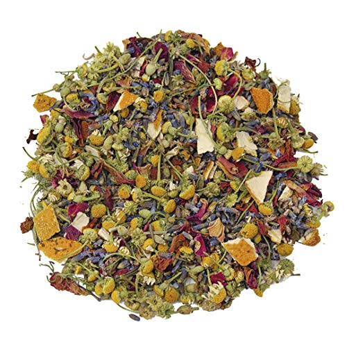 Molienda Sagrada , Tisana Lavanda Manzanilla / Infusión Herbal Artesanal 250 g