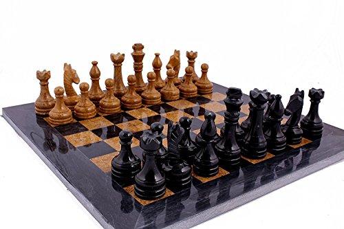 Original Handmade Marble Chess Set by RADICALn - 15
