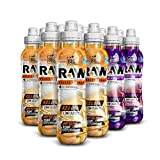 Bebida Isotónica Raw Super Drink Refresh 400 ml (Pack 12)