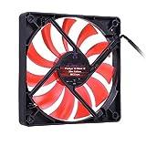 Phobya G-Silent 12 Slim Edition 1800rpm (120x120x15mm) Luftkühlung Lüfter