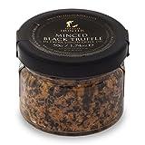 TruffleHunter Minced Black Truffle (1.74 Oz) Preserved in Extra Virgin Olive Oil Garnish Seasoning...