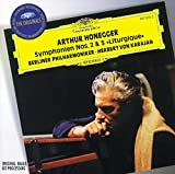 Honegger: Symphony No. 2 for String Orchestra and Trumpet; Symphony No. 3...