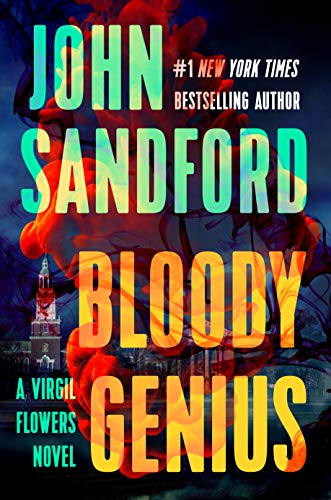 Image of Bloody Genius (A Virgil Flowers Novel)