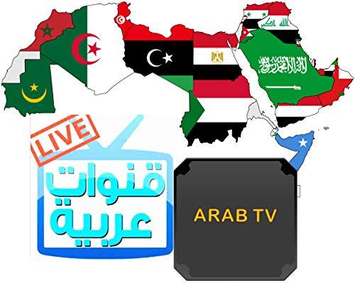 2021 Arabic IPTV Box Quad Cores 1080P 1440P HDMI Output Android 7.0 Video Player