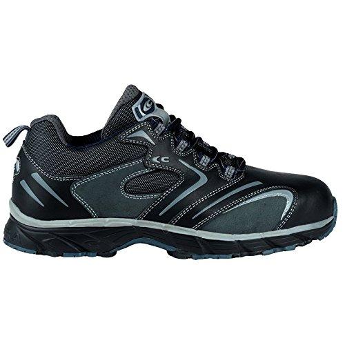 Cofra JV063-000.W45 Chaussures de sécurité New Squash S3 SRC Taille 45 Noir