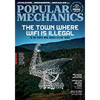 Deals on Popular Mechanics Magazine Subscription 1 Year 6 Issues