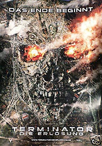 Terminator - Die Erlösung - Teaser - Filmposter 120x80cm gerollt (2)