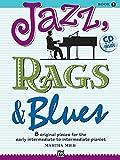 Jazz, Rags & Blues 2 (Buch & CD)...