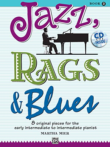 Jazz, Rags and Blues Volume 2 (b...