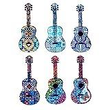 Home Gadgets Iman Nevera x6 Guitarra 13 cm