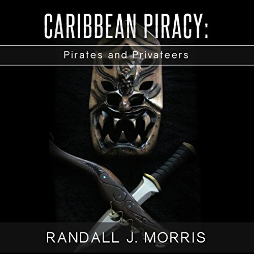 『Caribbean Piracy: Pirates and Privateers』のカバーアート