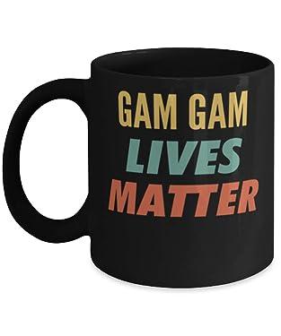 Gamer Undefined Coffee Mug 11oz, Black