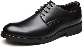 Best-choise Hommes Affaires Oxford Casual Confortable Classique Simple Gentlemen British Style Chaussures Formelles Accroc...