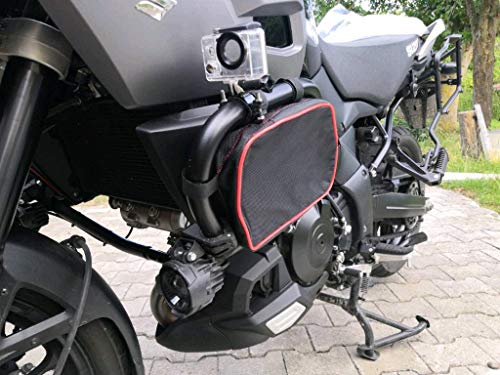 Sturzbügel Taschen für SW Motech Sturzbügel Suzuki V-Strom DL1000 ab 2014
