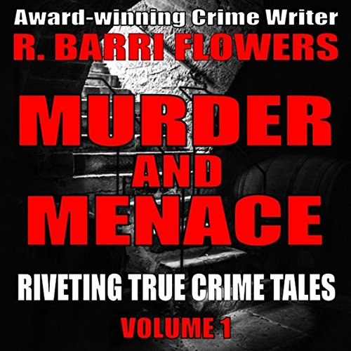 Murder and Menace audiobook cover art