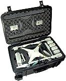Case Club Waterproof DJI Phantom 3 Drone Wheeled Case!