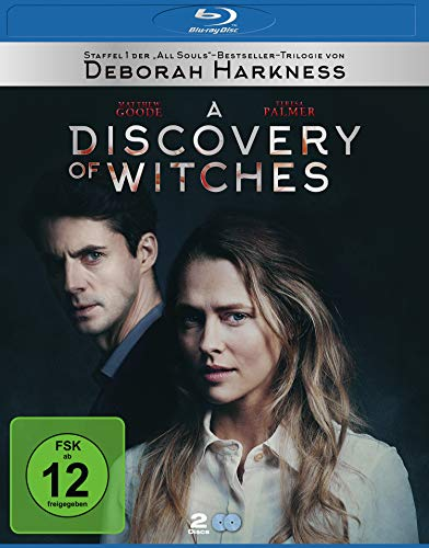 A Discovery of Witches - Staffel 1 [Blu-ray]