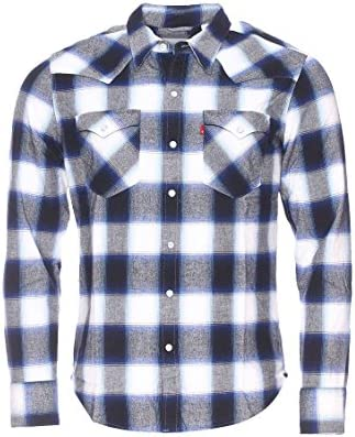 Barstow Western - Camisa para Hombre