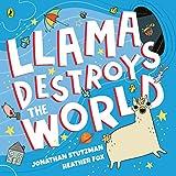 Llama Destroys the World (English Edition)