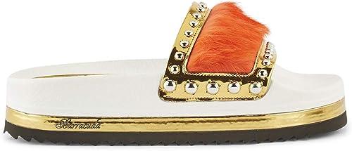 Barracuda Chaussures pour Femme avec Lames Or Or Lapin Orange  nous offrons diverses marques célèbres