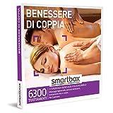Smartbox -Benessere di Coppia - Cofanetto Regalo Coppia, 1 Esperienza Benessere per 2 Persone, Idee Regalo Originale
