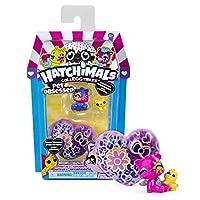 CUORI APRIBILI: la confezione da 2 HatchiPets include un cuore stampato per raddoppiare la sorpresa Aprilo per trovare un CollEGGtible e un adorabile animale all'interno Inoltre, un'altra coppia è pronta a giocare. NUOVI ADORABILI ANIMALI: ogni Hatch...