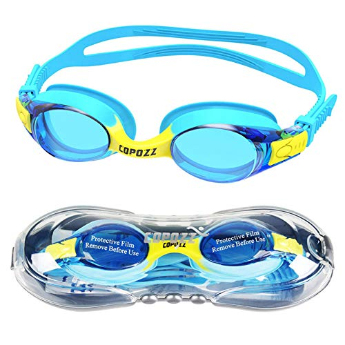 N-B Impermeable Anti Niebla U V Niño Profesional Lentes de Color Buceo Natación Glasseskids Gafas Gafas de natación Gafas Nata