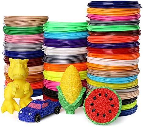 3D Pen Filament 35 Colors 700 Feet PLA Filament 1 75 mm High Precision Diameter 3D Pen 3D Printer product image