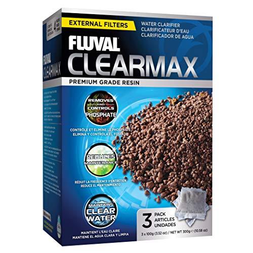 Fluval Clearmax - Premium-Harz zur Entfernung von Phosphat, Nitrit und Nitrat