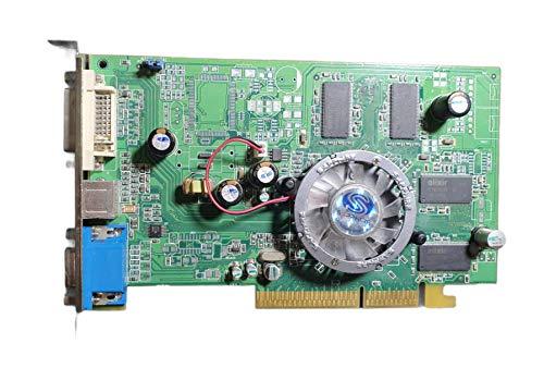 Generico Scheda Video AGP 8X ATI Radeon 9550 256MB DDR LED Sapphire