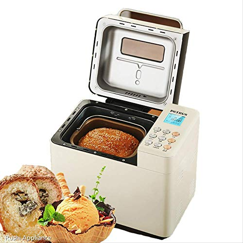 Why Should You Buy 2in1 Bread Maker & Ice Cream Machine Fully Automatic LCD Display Timeable Power-off Memory Toaster Flour Maker Breakfast Machine AU