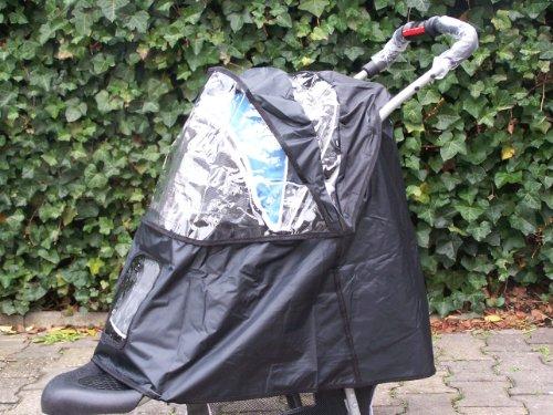 Innopet Regenhaube Regenschutz für Hundebuggy der FA