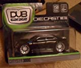 Dub Garage Diecast metal collection BLACK CHRYSLER 300C 1:50 scale