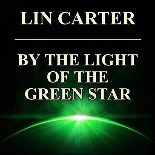 By the Light of the Green Star audiobook cover art