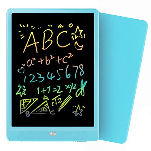 Orsen LCD Writing Tablet 10 Inch, Colorful Doodle Board Drawing Tablet, Erasable Reusable Writing...