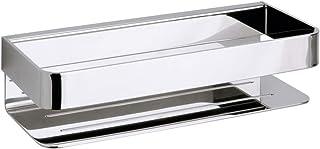 リラインス 化粧棚 浴室 洗面用品 ステンレス Stream-R series R9106 本体: 奥行10.9cm 本体: 高さ5.7cm 本体: 幅25cm