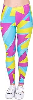 Kukubird Stretch-Fitness-Leggings Der Verschiedenen Dehnbaren Frauen Der Frauen Die Yoga Pilates Dünne Hosen-Strumpfhosen Laufen Lassen