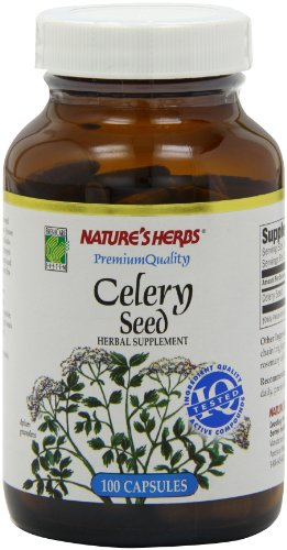Twinlab Nature's Herbs Celery Seed 100 Caps
