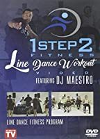 1 Step 2 Fitness Line Dance Workout DVD /