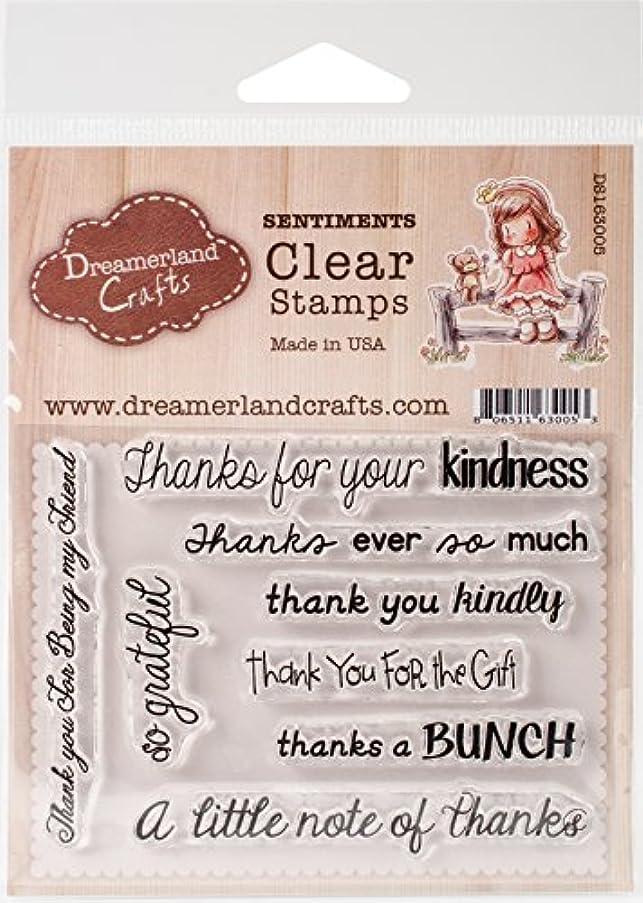 DreamerlandCrafts DS163005 Clear Stamp Set 3