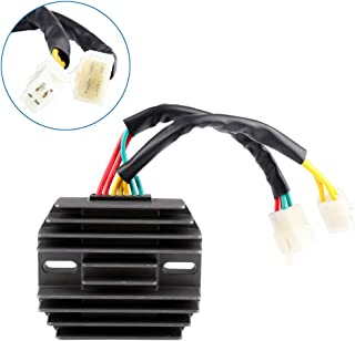 ECCPP Voltage Regulator Rectifier Fit for 1988-1998 Honda Shadow VLX 600 LD1882164RV Rectifier Regulator