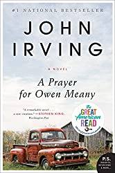 "Cover of John Irving's ""A Prayer for Owen Meany."""