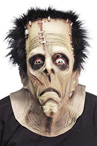 Smiffys Mannen Räuber Monster Masker met haar, One Size, 24090