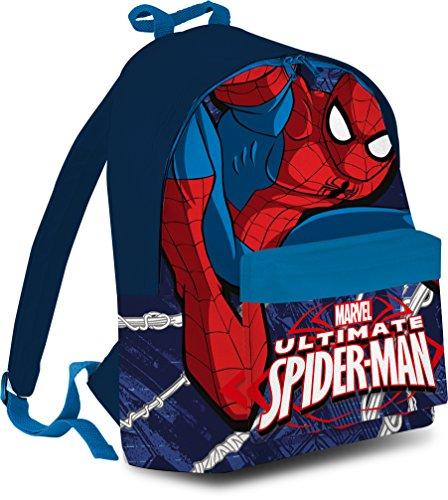 Sac à dos enfant Marvel Spiderman écolle des garçons 40 x 32 x 11 cm